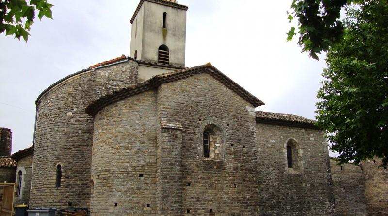 Village de Saint Maurice d'Ardèche