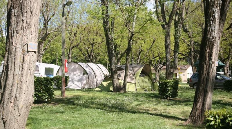 Camping de l'île