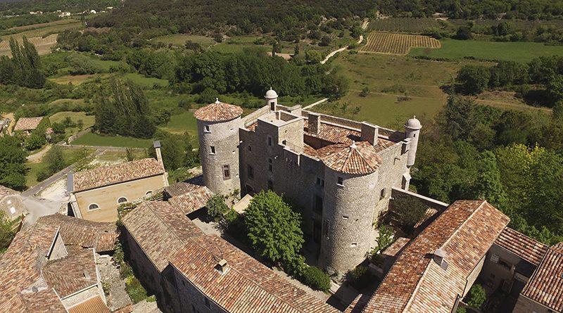Le Château des Roure