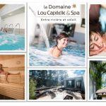 Domaine Lou Capitelle spa et détente à Vogüé
