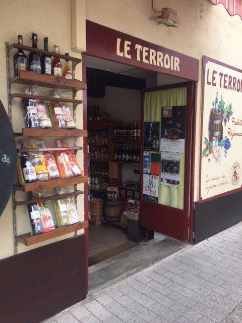 Le terroir, produits régionaux à Vallon Pont d'Arc