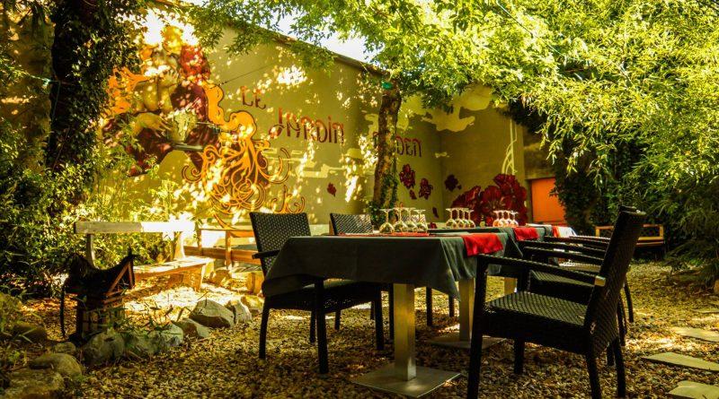 Jardin d'Eden – Restaurant