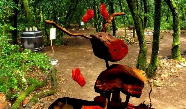 La Forêt des Jeux