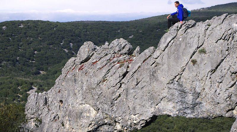 Le Ranc de l'Arc et la Vallée de l'Ibie – Randonnée