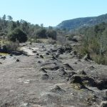 Sentier des tétines et cascade de Baumicou
