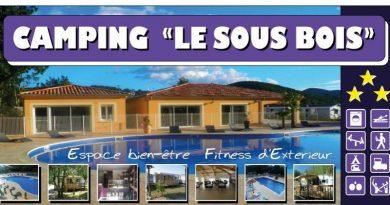 Camping Le Sous Bois ***