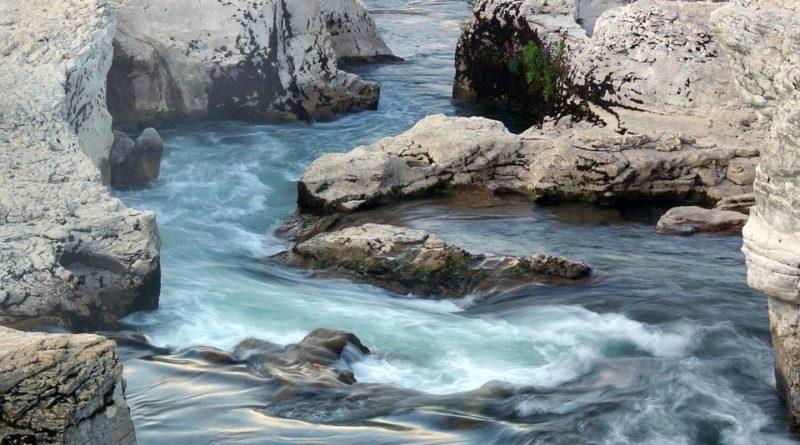 Cascade du Sautadet - Vallon tourisme