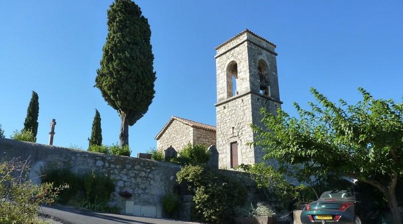 Eglise de Sampzon