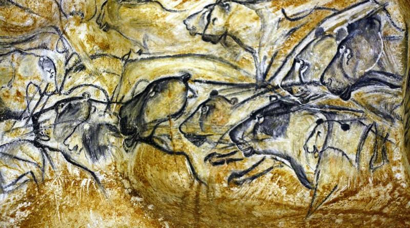 caverne-pont-d-arc-ardeche-fresque-des-lyon-®SYCPA-S-Gayet