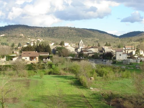 Village de Pradons