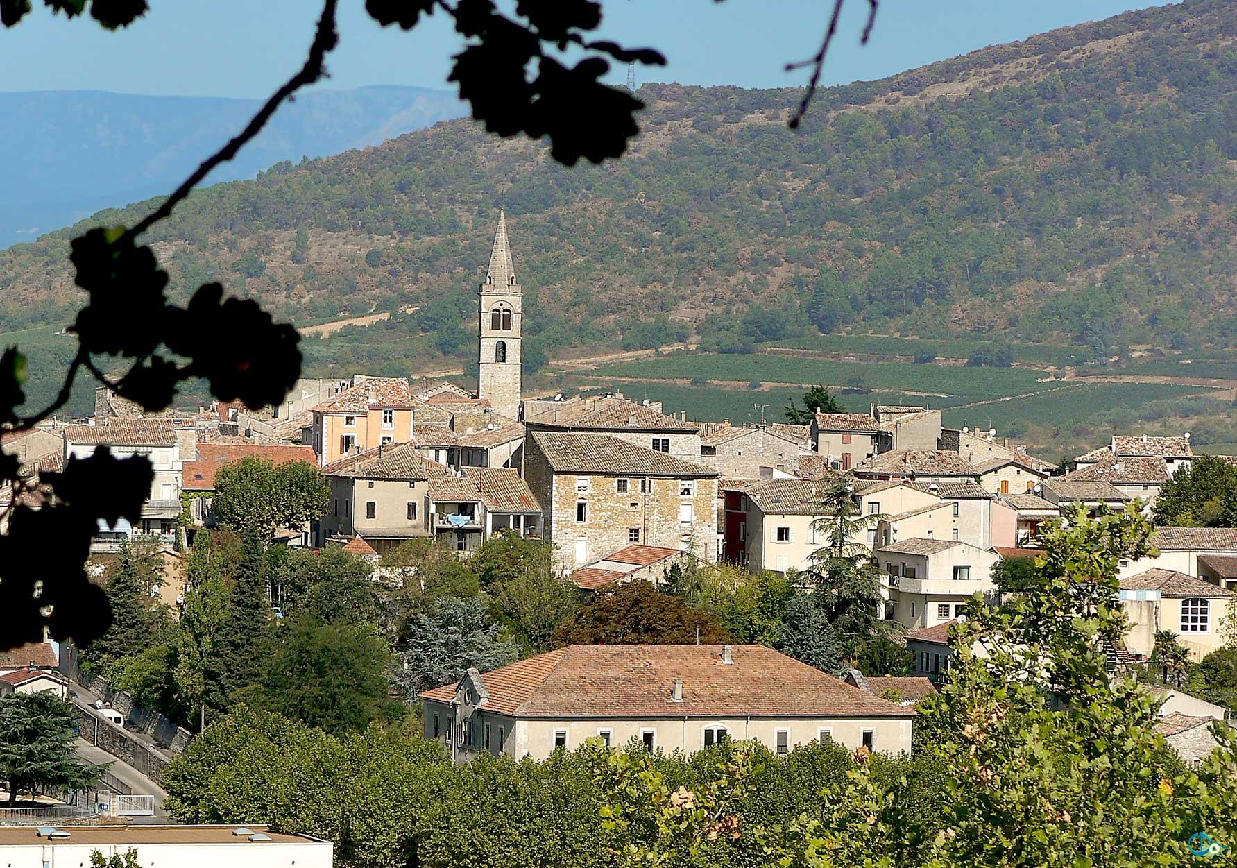 Village de Vallon Pont d Arc Vallon tourisme