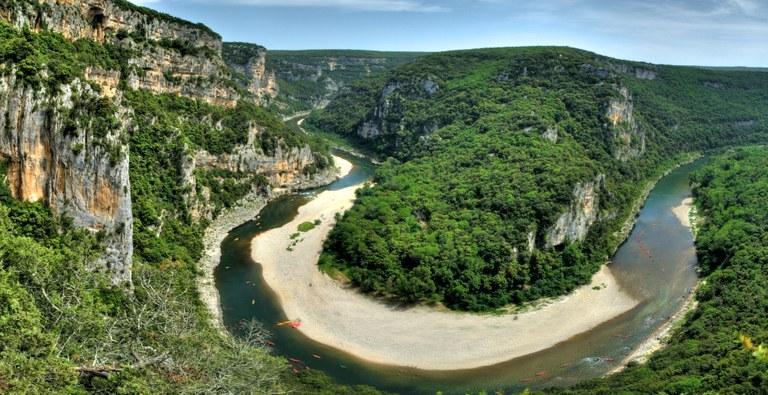 Quel beau pays la France ! Gorges