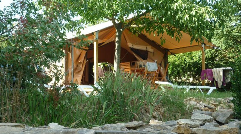 Camping La Goule