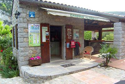 Camping Ardèche Midi