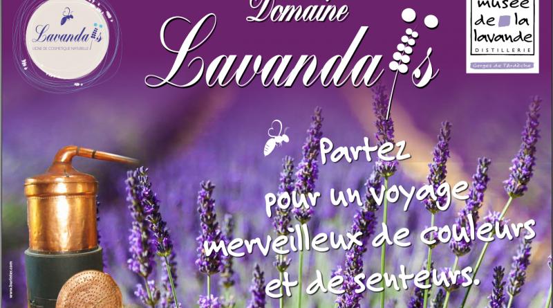 Domaine Lavandaïs-Musée de la Lavande