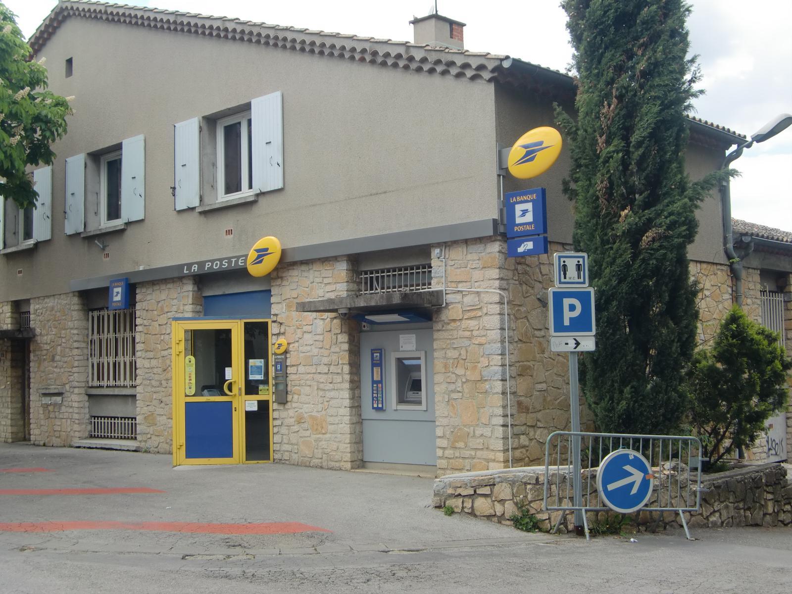 Bureau de poste Vallon Pont d Arc Vallon tourisme