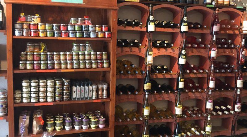 Le Terroir – produits régionaux