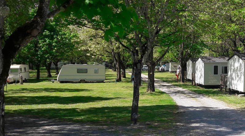 Camping Bonhomme ***