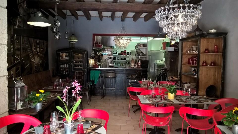 Le Montecristo - Restaurant - Vallon tourisme