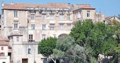 Le Palais des Evêques