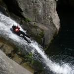 Ardèche canyon