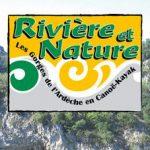 Rivière et nature canoë à Vallon Pont d'Arc