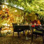 Jardin d'Eden, restaurant à Vallon Pont d'Arc - Ardèche