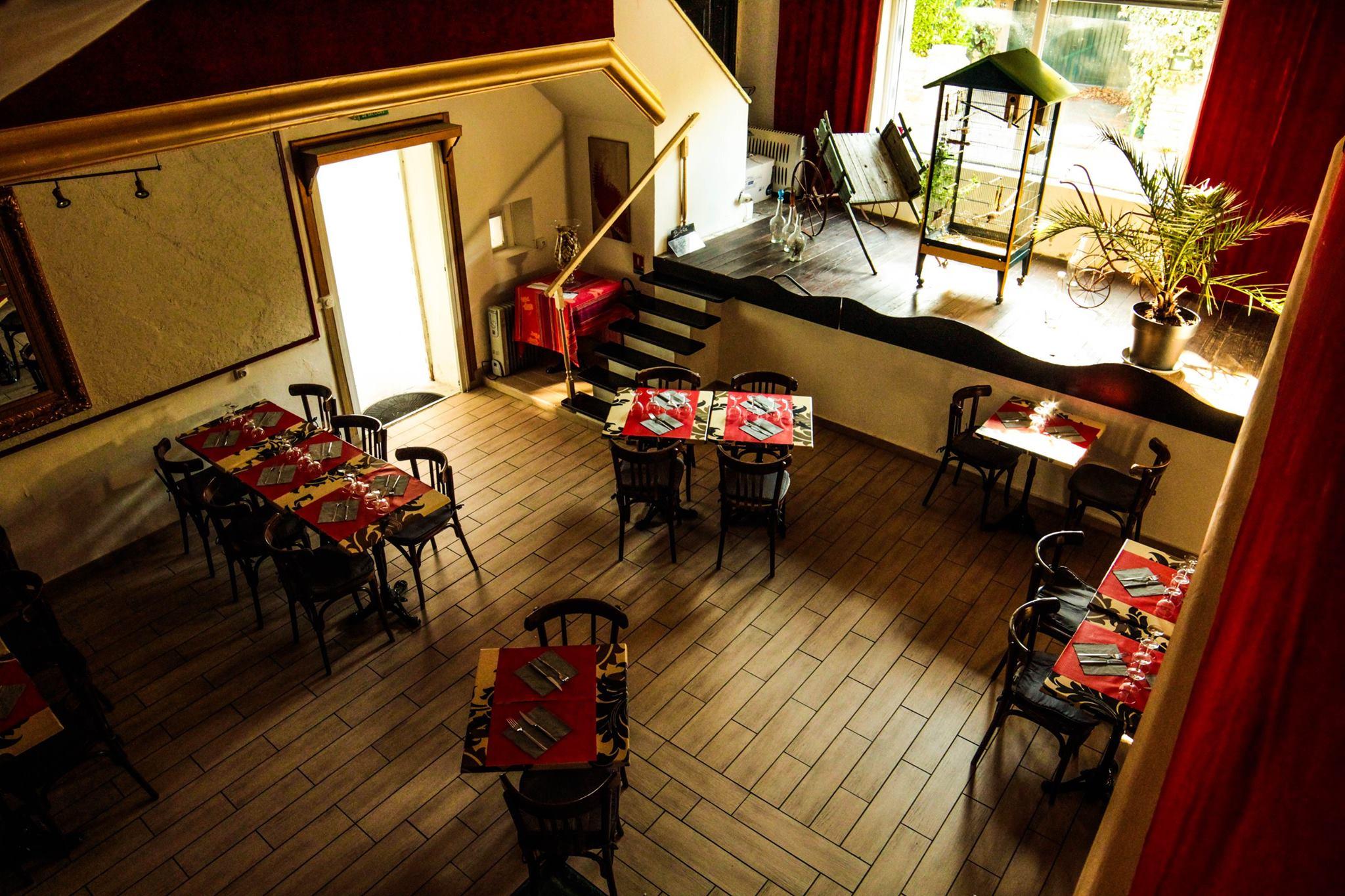 Jardin d Eden Restaurant Vallon tourisme