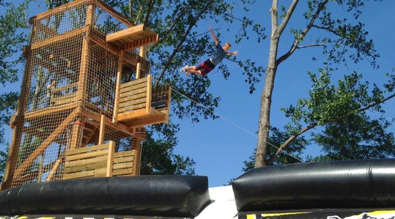 Air jey Filets, le parc de loisir pas comme les autres