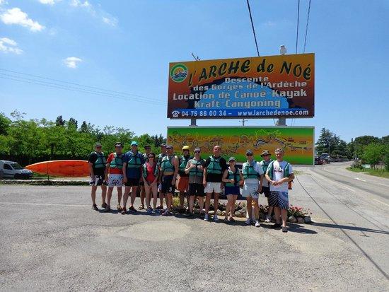 L'arche de Noé- Canoës Kayaks