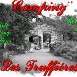Camping les Truffières Vallon Pont d'Arc