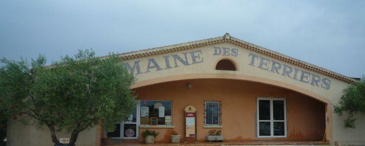 Domaine des Terriers-Vigneron et location de Chalets