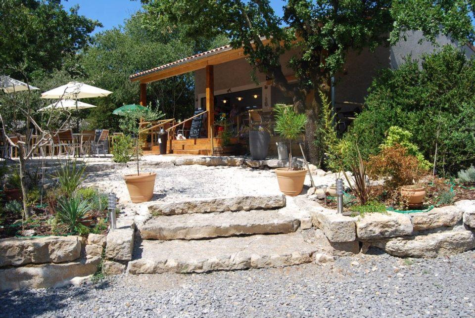 Lou Quinsou, hôtellerie de plein-air en Ardèche