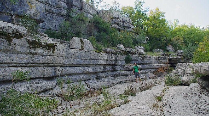 L'Amphithéâtre du Viel Audon – Randonnée