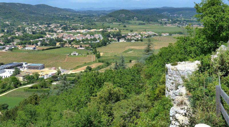 Le Chastelas à Vallon Pont d'Arc – Randonnée