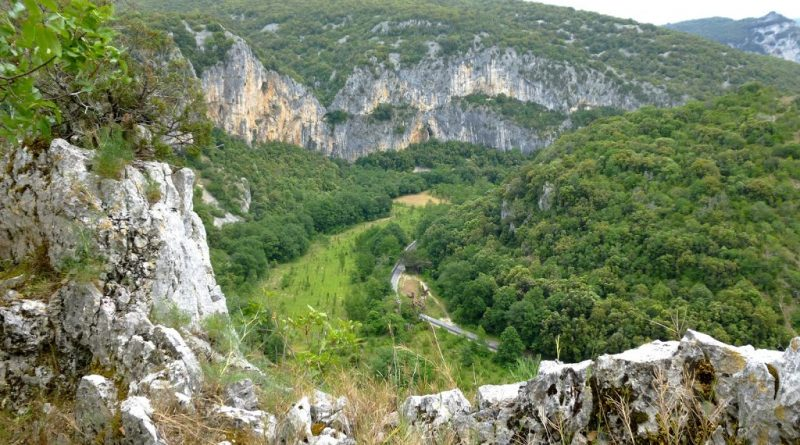 Combe d'Arc