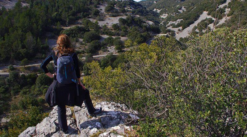 La Grotte de l'Ermite et les Gorges de Sainte-Beaume – Randonnée
