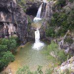 Gour de la Sompe, cascade de Lagorce