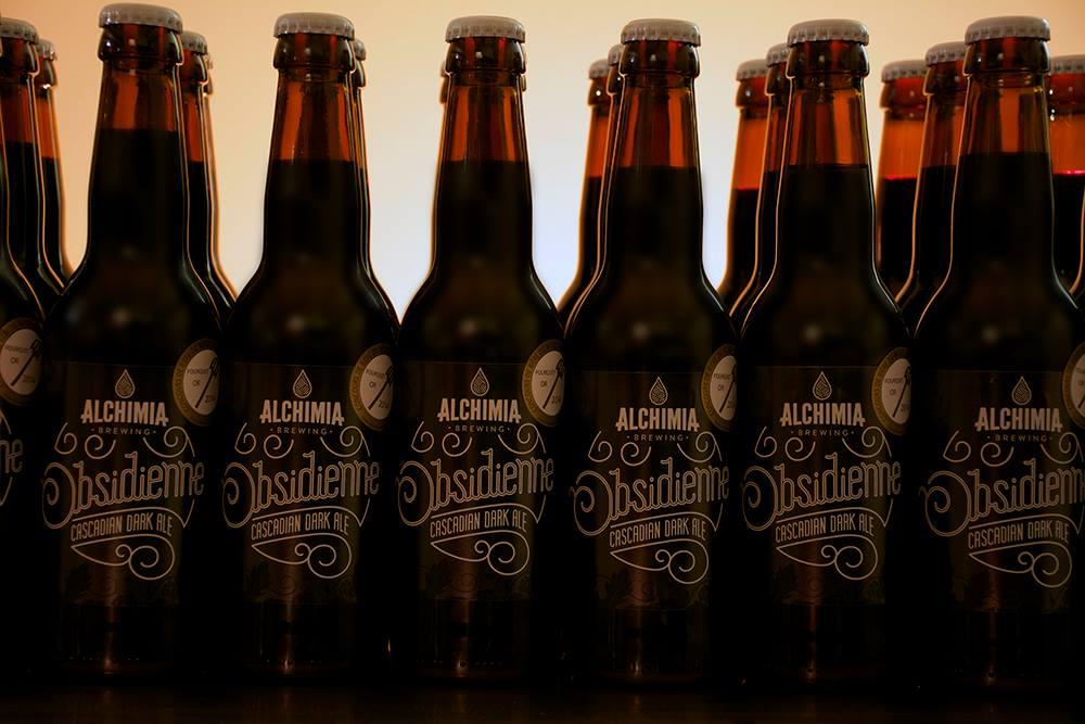 Bières Alchimia - Brasserie Ardéchoise