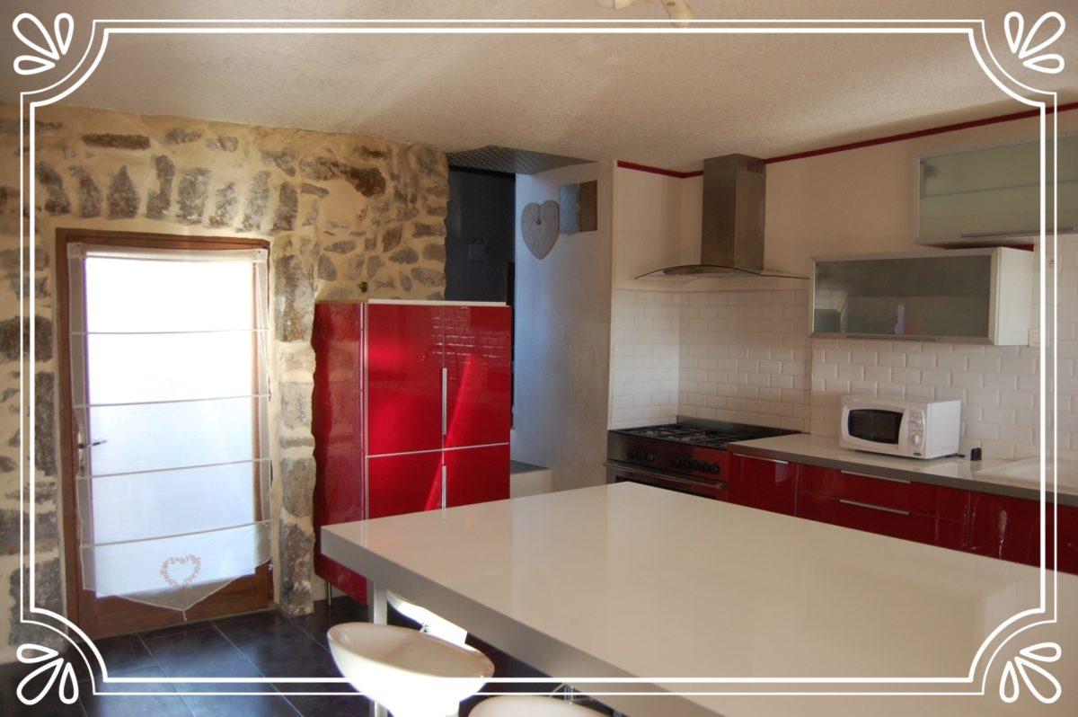 Gîte à Ruoms en Ardèche