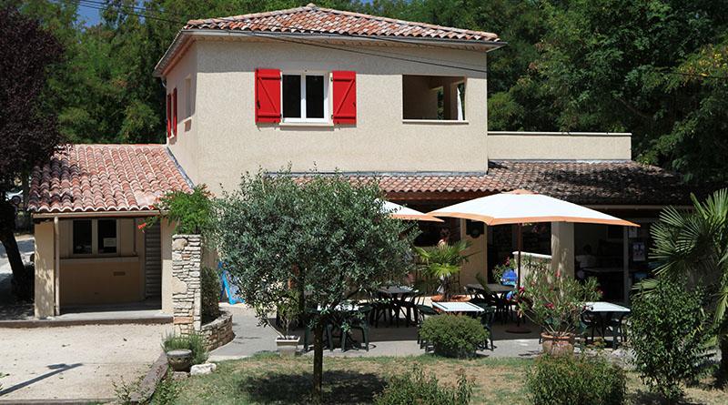 Camping le Clapas Ardèche