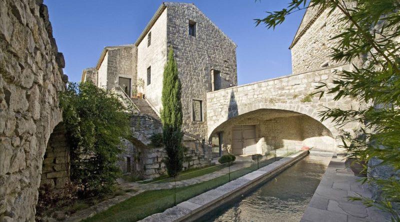 Château de Balazuc – Chambres d'hôtes