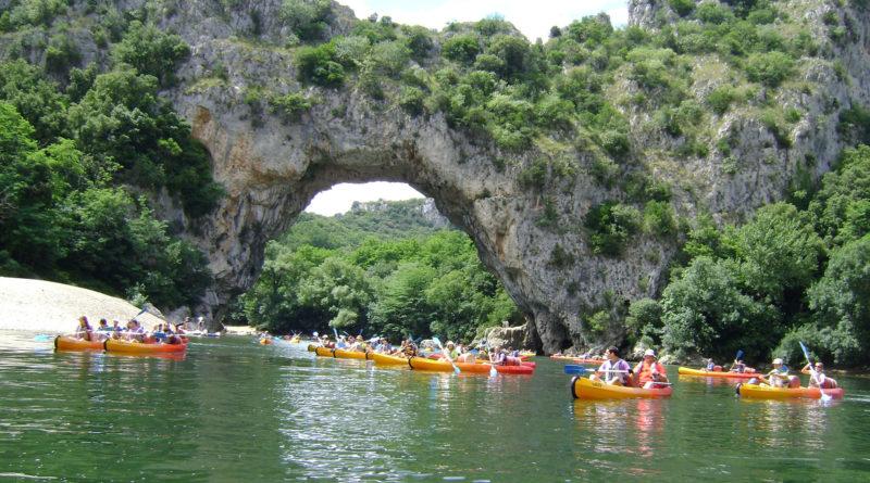Canoë Kayak 07 – Base nautique de Chames