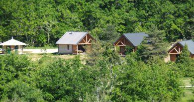 Huttopia Sud Ardèche – Village vacance