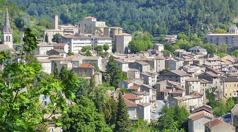 Village de Largentière