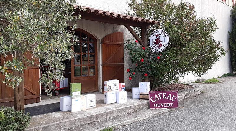 Caveau de Saint-Remèze – Vignerons