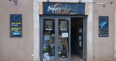 Angler's Pro Shop – Articles de pêche