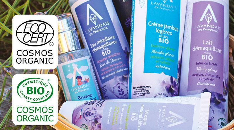 Lavandaïs en Provence, produits & cosmétiques bio à la lavande